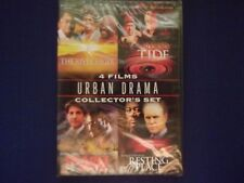 The River Niger/Blood Tide/Deadly Drifter/Resting Place   New DVD sealed