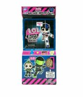 NEW Bhaddie Bro Chaos LOL Surprise! Boys Arcade Heroes L.O.L. Surprise
