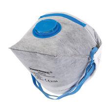 Doble plana válvula Mascarilla FFP2 NR Single protección respiratoria