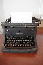 1939 Underwood Master Champion Typewriter