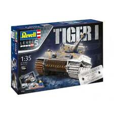 REVELL 1:35  KIT CARRO ARMATO SET 75 ANNI TIGER I AUSF.E  ART 05790