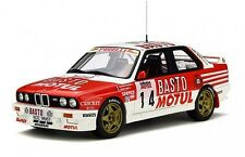 Ottomobile 1:18 BMW M3 E30 - Tour de Corse Rally 1989 - #14 Chatriot/Perin