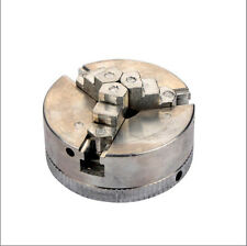 ZHOUYU Z011 3 Jaw Lathe Chuck 48mm for All DIY Woodworking Machine 6 in1/Z20002M