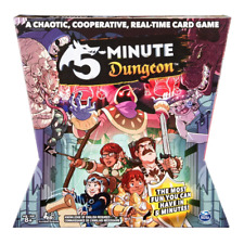 5 Minute Dungeon Card Game - Spin Master Games