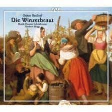 2-CD OSKAR NEDBAL - DIE WINZERBRAUT - MUSIK THEATER SCHONBRUNN / HERBERT MOGG (C