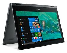 """New Listing11.6"""" Acer Spin 1 Hd Touch Intel Penti N5000 4Gb Ram 64Gb eMmc Win 10 S, Display"""