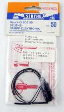 HO SEUTHE Electronic Control (SDE #50) for use with Smoke Generator #51 & 52
