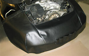 Porsche rear fender cover for engine work Carrera, SC, 993, 930, Turbo