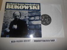 LP Rock Gerhard Haase-Hindenberg - Bukowski (10 Song) R&M REC