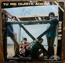 LOS BRINCOS Novola 19 RARE! Latin Freakbeat 45 PS