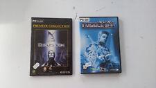 Lot Deus Ex 1 & 2 Invisible War FPS/RPG/Jeu de role PC FR