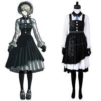 Cosplay Danganronpa V3: Killing Harmony Kirumi Tojo Costume Maid Dress Outfit
