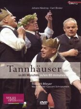 Johann Nestroy Carl Binder Tannhauser in 80 Minutes 0811691018041 DVD Region 2