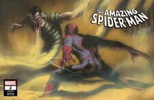 AMAZING SPIDER-MAN VARIANT ISSUE #2 W/COA GABRIELE DELL'OTTO COVER