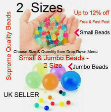 100000 Orbeez Water Expanding Balls Jelly Magic Beads Small & Jumbo UK Seller