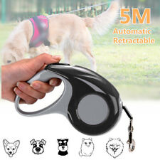 5M Automatic Retractable Pet Dog Cat Puppy Leash Traction Rope Lead Chain Rope