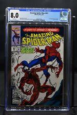 Amazing Spider-Man #361 CGC 8.0 Marvel 1992 1st Full Appearance of Carnage WP