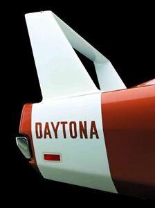 1969 Dodge Charger Daytona Showcars 3-Piece Wing