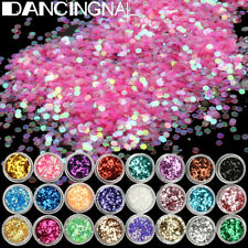 24 Mixed Colors Nail Art Decoration Sequins Powder Body Glitter Bulk Glitter Kit