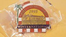 NHRA TOP ELIMINATOR HAT PINS WINTER NATIONALS (1995)