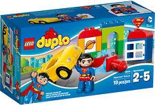 LEGO DUPLO 10543 - LE SAUVETAGE DE SUPERMAN - 19 pcs - 2/5 ans - Boite - COMPLET