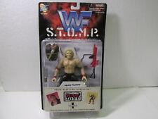 Jakks Pacific WWF Stomp Brian Pillman Wrestling Action Figure t4310