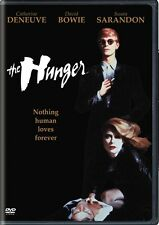 THE HUNGER New Sealed DVD David Bowie Susan Sarandon