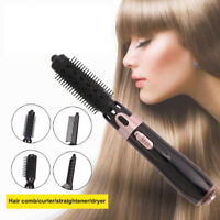 4 In 1 Hair Curler Brush Dryer Comb Blow Dryer with Comb Hair Roller Brush