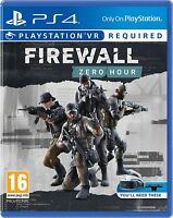 Firewall Zero Hour | PlayStation 4 PS4 VR PSVR New (1)