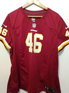 NWOT Rare Washington Redskins Alfred Morris #46 Nike On Field women's XXL Jersey