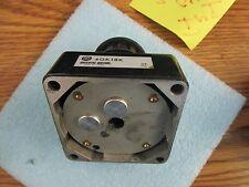 Oriental Motor Modelo: 4gk18k Motor Gear Head <