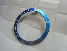 NEW BEZEL INSERT 38MM FITS SEIKO BLUE LAGOON OR SEIKO LARGE SKX DIVER'S WATCH