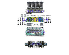 4HK1 Engine Rebuild Kit Crankshaft Fits Chevrolet Isuzu NPR NQR NRR GMC 5.2L