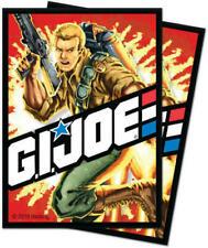 Standard 100 V3 Joe Retro Card Sleeves Art Ultra Pro G.I