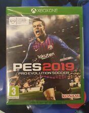 PES 2019 Pro Evolution Soccer 2019 Xbox One-NAGELNEU & OVP