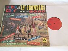 DOBIE GRAY Sings For 'IN' CROWDERS ORG '65 MONO CHARGER R&B/SOUL EX+!