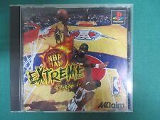 PlayStation - NBA JAM EXTREME - PS1. Japan. work fully. 18615