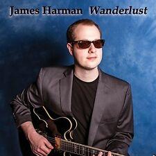 Wanderlust - James Harman (2014, CD NIEUW)
