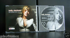 Kelly Clarkson - The Trouble With Love Is 3 Track CD Single