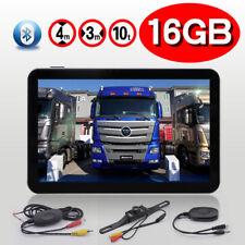 """7"""" Zoll LKW GPS Navigationsgerät Navigation Navi 8GB Bluetooth Rückfahrkamera"""