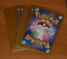 LOT DE 20 CARTES POKEMON U/C JAPONAISE/JAPANESE SANS DOUBLE ! TOUT PETIT PRIX !