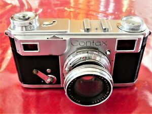 CONTAX II 1936 35 mm N° G11026
