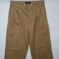 Marlboro Classics Chino Pant W34 L28 beige Herren Jeans Designer Denim Hose VTG