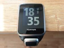 TomTom Golfer 2 - GPS Golf Watch Rangefinder - Black Large Strap