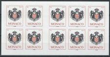 MONACO - N°2535 - Carnet Autoadhesif de 10 Timbres Neufs** // 2006