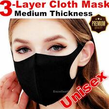 Women Men Unisex Teen Face Masks Cloth Cover Fashion Mask Washable Reusable USA