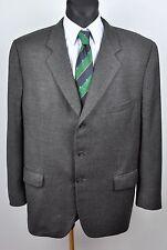 CORNELIANI Textured CASHMERE+WOOL UK 44R Blazer Jacket EU 54R Coat Suit Gr Sakko