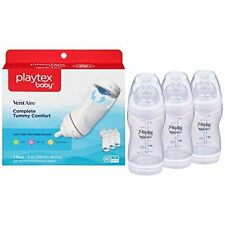 BPA Free Ventaire Bottle Leak Proof & Break Proof Milk Bottle for Baby 3 Pack