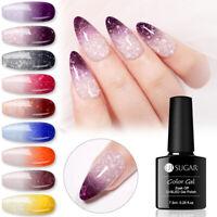 UR SUAGR 7.5ml Nagel Gellack Farbwechsel Thermal Color Changing UV Gel Soak Off