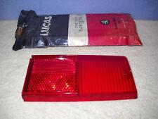 NOS 71-72 Aston Martin DBS Lotus Super 7 67-70 Sunbeam Arrow Tail Light Lens